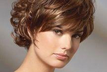 cortes de cabello p/señora