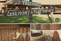Camp wedding ideas