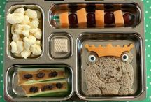 Kids Bento Lunches