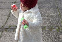 Les confettis tricotent / 2 aiguilles, de la laine et parfois la magie du tricot opère ...