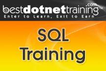 Microsoft SQL Training / Microsoft SQL training most popular RDBMS used in universe, at BestDotNetTraining we provide Online training on RDBMS technologies under the guidance of Microsoft certified trainer Mr.Sandeep Soni.