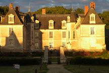 Château de Gizeux / #Château #LoireValley #France #Visit #Holidays #Activities #Summer