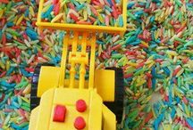 sensory play - kids