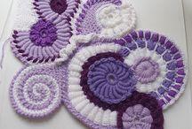 Freeform Crochet / by Cora van Niekerk