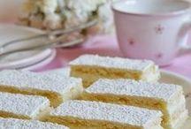 fehér süti