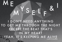 Me, myself , and I