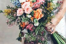 Wedding flowers&colors
