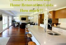 Home Renovation Tips and Ideas / Home Renovation tips and ideas for renovating your home. Learn from the professionals and avoid the common renovation mistakes.
