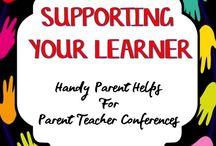 Parent/Teacher Help