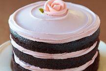 Sjokolade kake 75år