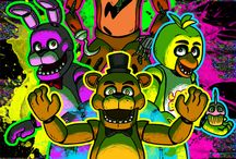 FIVE NIGHTS AT FREDYS