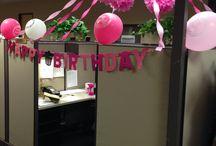 Cumpleaños Oficina