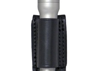 Stallion Leather : Leather and Nylon Flashlight Holders / Quality top grain leahter flashlight holders for the leading flashlights on the market today to include Surefire, Stinger, Ion, Coast, Pelican, Maglite and many more.  / by Stallion Leather