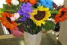 Weekly Flowers - Simi Valley Dentist / Our Simi Valley dentist would like to share with you his weekly flowers with the aim to create a natural and fresh atmosphere at the dental office.