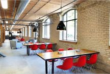 Shared office Space s