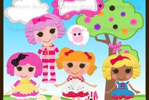 Lalaloopsy Room or Party Ideas