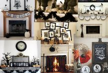 Halloween Decor and Recipes / Halloween decorating ideas that are so haunting! Halloween DIYs and recipes too!