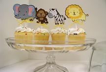 Zoo Theme Birthday Party / by MISS Omni Media - Gabriella Khorasanee