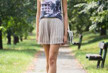 Vaše outfity letní / Co nosíte v létě