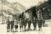 Nostalgia (150 years of winter tourism in Switzerland)