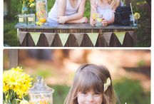 Themes / Mini sessions and themes