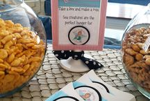 Mermaid Pirate Party Ideas