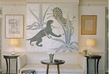 interiors / by Simone Bosbach