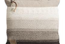 Mara+Mae - Knit Factory / Mara+Mae - Cosy bag+Pillow - Knit Factory - Soft furniture - Luxury Living