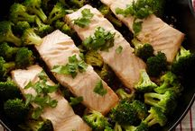 THM Fish recipes to try