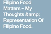 Paborito - traditional filipino food..with a modern twist! / all things filipino!