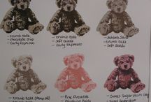 Stampin Up! - Baby Bear