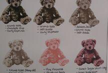 Stampin Up! - Baby Bear