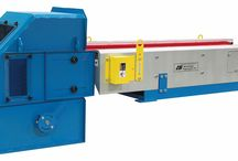 Eddy Current Separation / #EddyCurrentSeparator photographs. The ECS is used to separate and recover non-ferrous metals in  #recycling operations