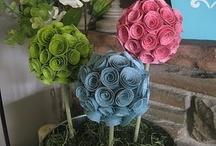 Διακόσμηση - λουλούδια