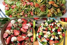 Summer Time Healthy Meals