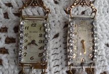 bijoux avec montres