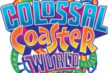 colossal coaster world vbs 2013 / by Jen Racey