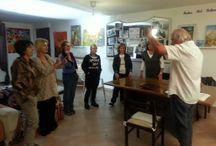 Artea Art Cohousing Artist Residency in Rome Events / Artea Art Cohousing Artist Residency in Rome Events