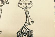My Drawings / BH Boss's Drawings^^!