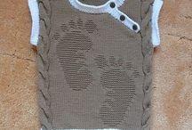 Детям (вязание)