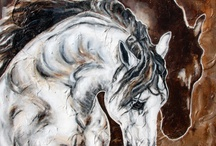 Horse Art / by Amy Joyce
