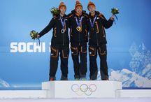 Medallistas olímpicos de los JJOO #Sochi2014 / Conoce de cerca a los afortunados atletas que con un esfuerzo inigualable representaron a sus países y lograron el honor de ser condecorados con el oro, plata o bronce, en los Juegos Olímpicos de Invierno en #Sochi2014, Rusia.