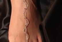 beades barefoot sandals