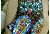 Mosaik / Steine
