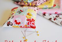 Fun with Fabric: Sewing Notions & Accessories / Simple sewing patterns to make accessories and notions for your craft room.  / by Nancy Nally