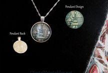 Art Jewelry Handmade / Board featuring handmade art jewelry