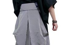 Traditional Japanese Wear. I NEED TO WEAR! *Flails*