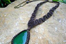 De bien jolis bijoux fait main ! / Notre séléction de bijoux fait main vus sur Pinterest :)