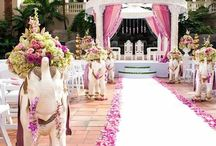 Asian Weddings / Beautiful asian wedding ideas.  Just love the colours and vibrancy.