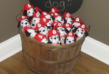 Puppy dog themed party